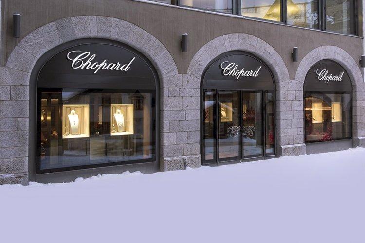 Chopard St. Moritz