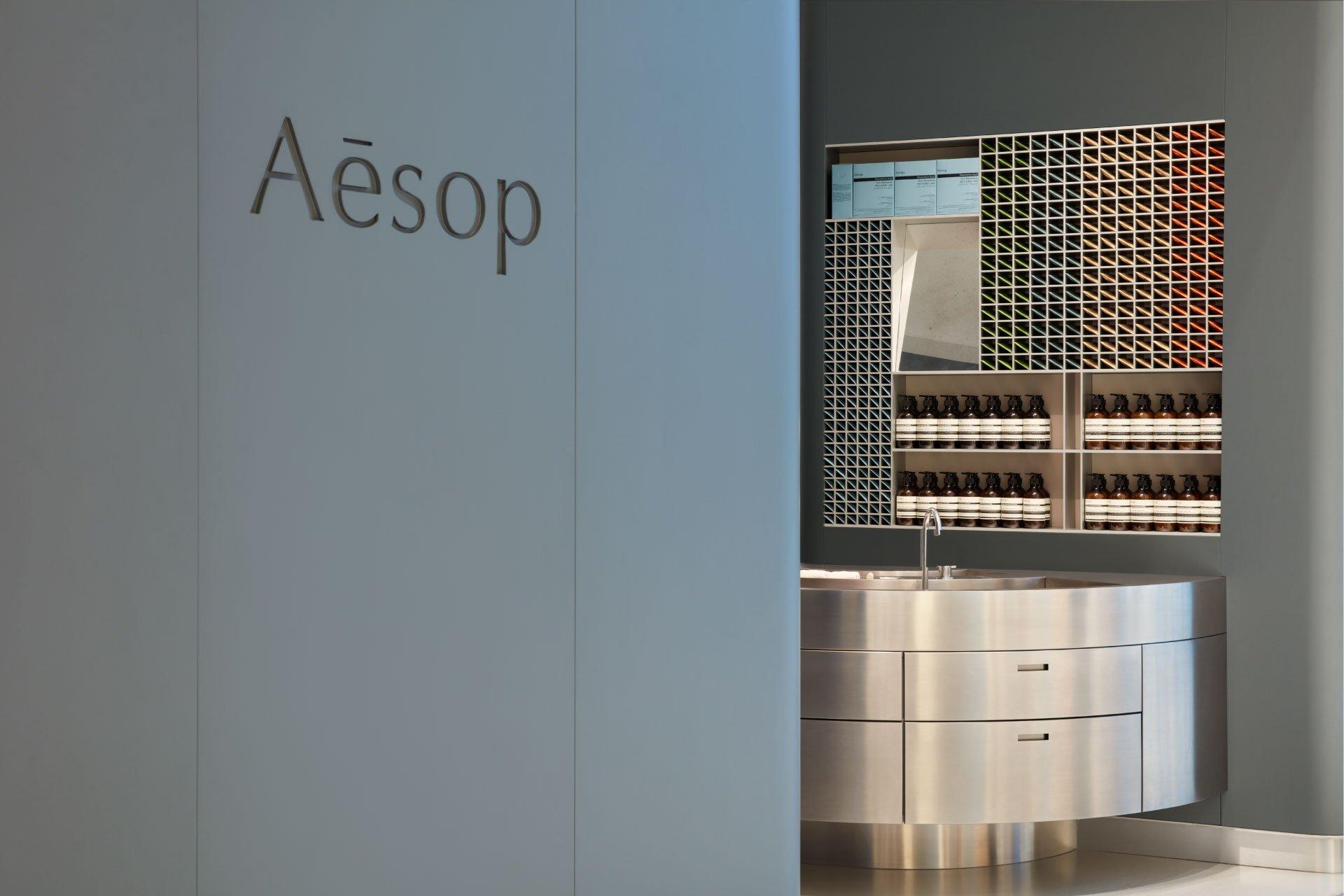 Aesop Store Dubai Mall